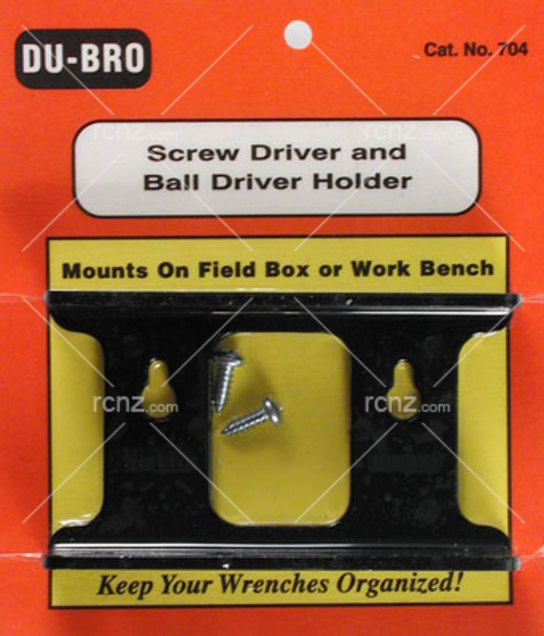 Dubro - Holder- Screw Driver image