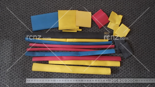 RCNZ - Heat Shrink Tubing Assorted Packs image
