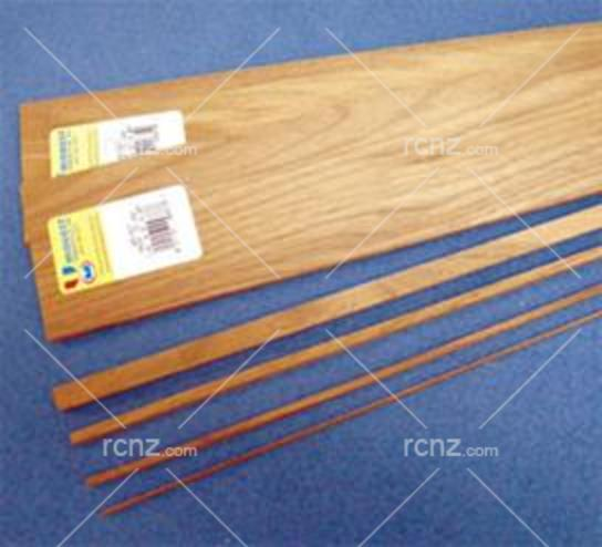 "Midwest - Walnut Strip 24"" 1/8 x 1/4 (5 pcs) image"