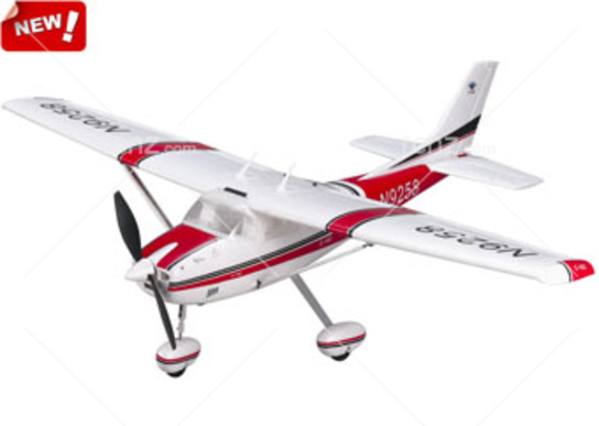 E-Do Model - Deluxe Cessna 182ST - PNP  image