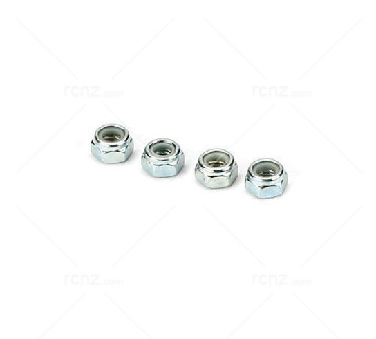 Dubro - 5mm Nylon Insert Lock Nuts(4) image