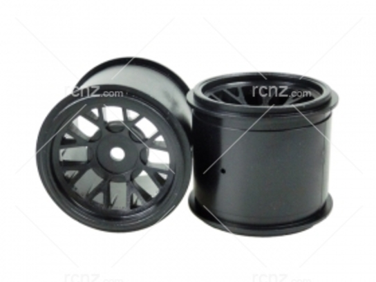 3Racing - FGX Front Wheel Set For Rubber image
