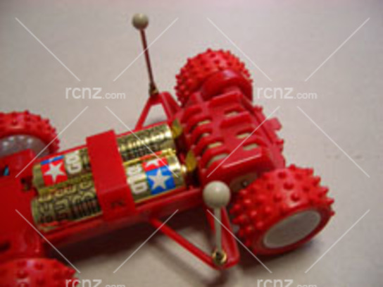 Tamiya - 4WD Mini Racer Stabilizing Pole Set image