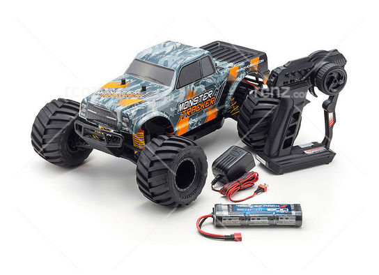 Kyosho - 1/10 Monster Tracker 2WD EP Truck RTR image