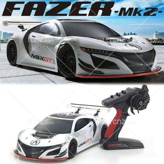 1/10 Fazer Mk2 FZ02 Honda Acura NSX GT3 4WD