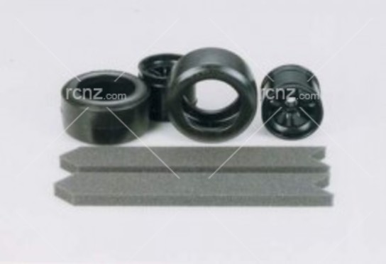 Tamiya - F-1 Front Reinforced Slick Type B Tyre ( 1 Pair ) image