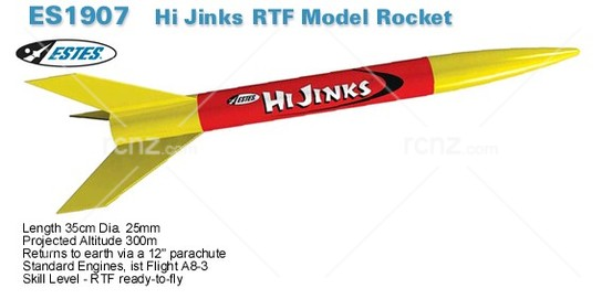 Estes - Hi Jinks Rocket Kit image