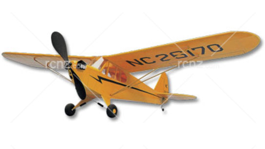 West Wings - Piper J3 Cub Balsa Wood Kit image