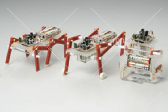 Tamiya - Sound Activated Robot image