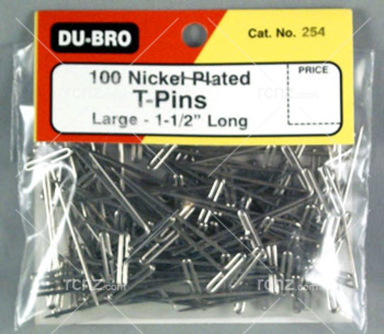 Dubro - Stainless Steel T-Pin 1-1/2  image