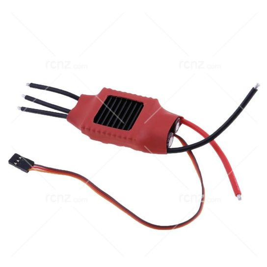 RCNZ - 50A Brushless ESC with 5V BEC image
