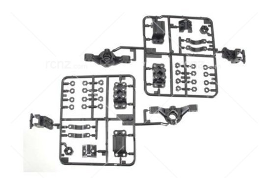 Tamiya - D Parts (Uprights) for CR-01 Chassis image