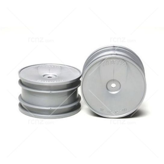 Tamiya - Off Road Dish Wheels Rear (1 Pr) image