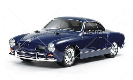 Tamiya - 1/10 VW Karmann Ghia M-06 Kit image
