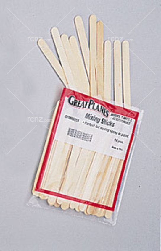Great Planes - Epoxy Mixing Sticks 50pcs image