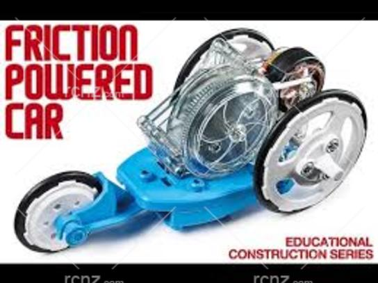 Tamiya - Friction Powered Car Kit image