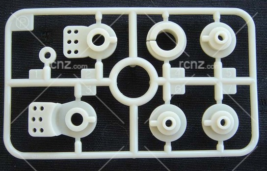 Tamiya - P Parts Servo Saver Set image