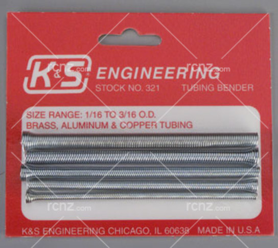 K&S - Tube Bender image