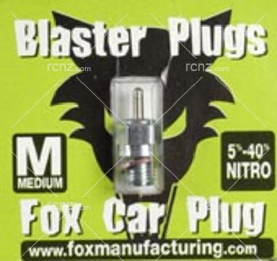 Fox - Medium Car Plug Long image