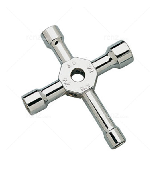 Great Planes - 4-Way Wrench image