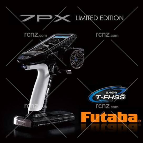 futaba 7px limited edition for sale