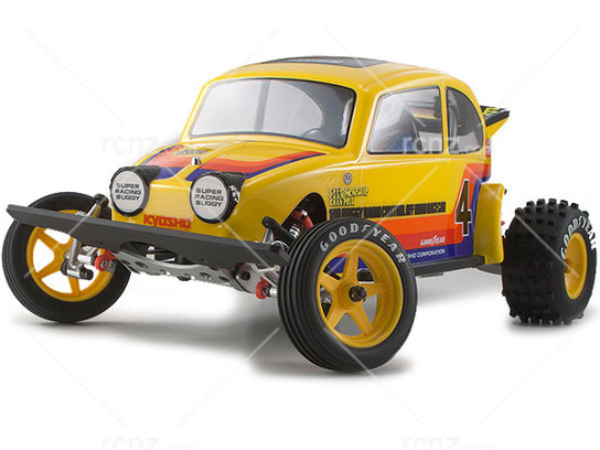 Kyosho - 1/10 2WD Beetle Off Road Buggy Kit image