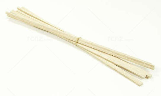 "BNM - 1/16x36"" Balsa Sticks 1.5mm Square (12) image"