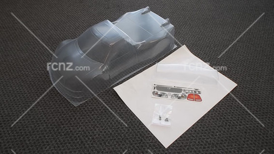 Frewer - 1/10 F-155 Truck Lexan Body Kit image