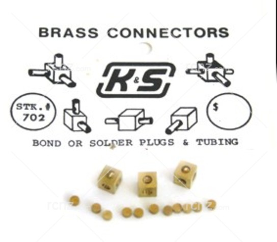 K&S - Brass Connectors image