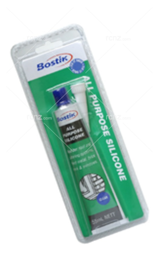 Bostik - Fix It Once All Purpose Silicone 50ml image