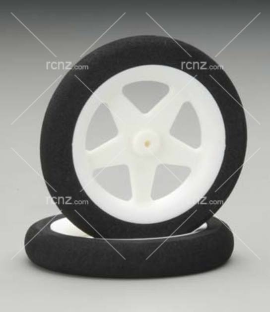 "Dubro - 2.5"" Micro Sports Wheels  image"