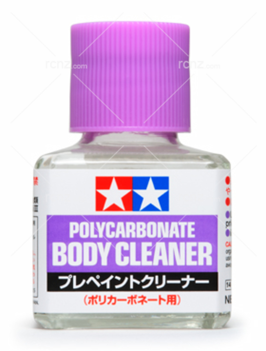 Tamiya - Polycarbonate Body Cleaner image