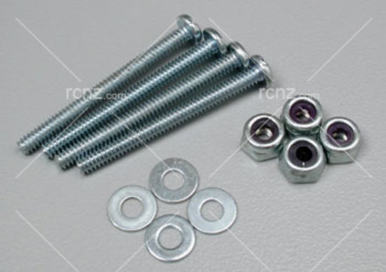 Dubro - Bolt Sets Lock Nuts 4.40x1 1.4 image