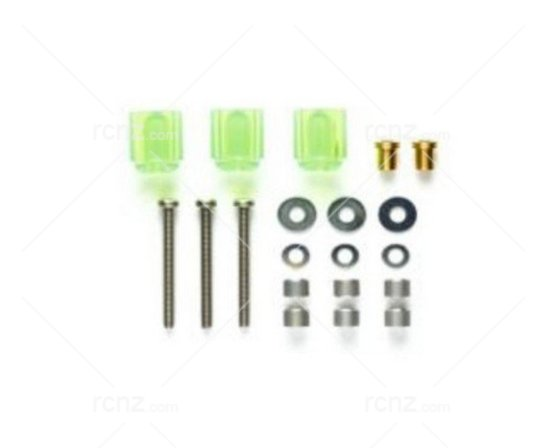 Tamiya - HM Tube Stabilizers (Clear Green) image