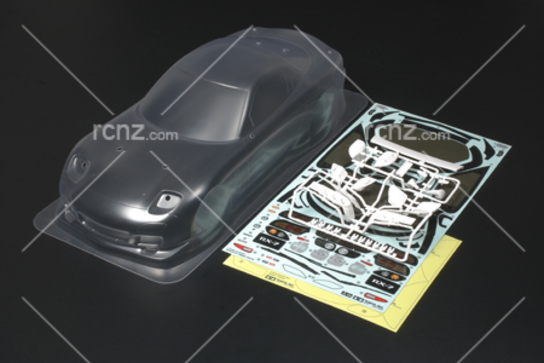 Tamiya - TT01 Body Parts Mazda RX-7 image