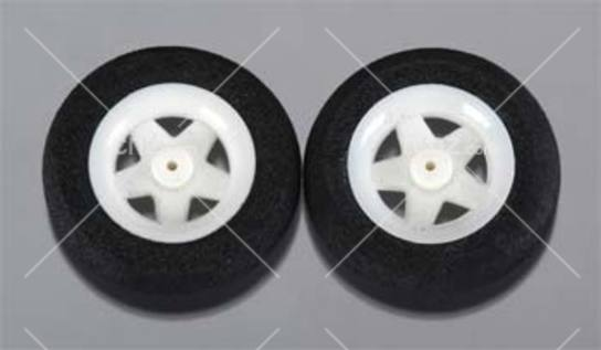 "Dubro - 1.23"" Micro Sports Wheels image"