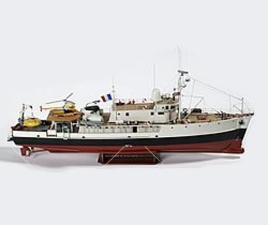Billing Boats - 1/45 Calypso Research Vessel Boat Kit image