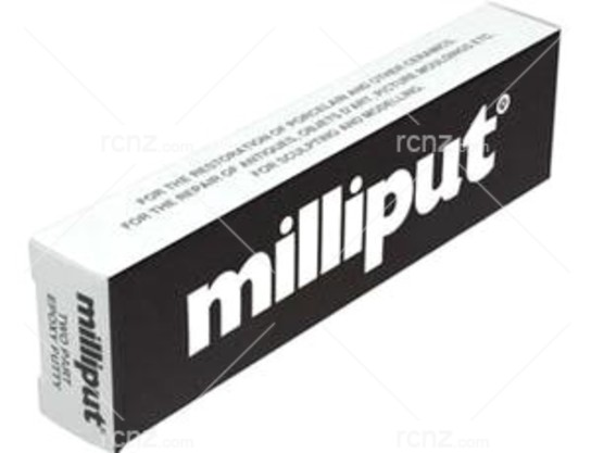 Milliput - Black Epoxy Putty image