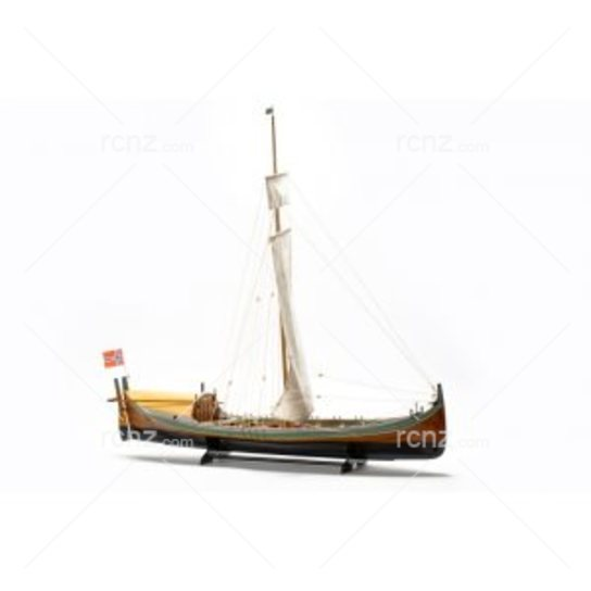 Billing - 1/20 Nordlandsbaaden Fishing Boat Kit image