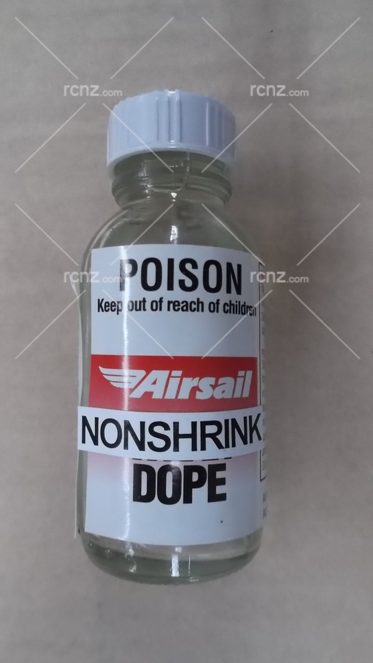 Airsail - Non-Shrink Dope 50ml image