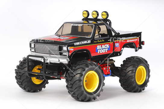 Tamiya - 1/10 Blackfoot Original 2016 Re-Release image