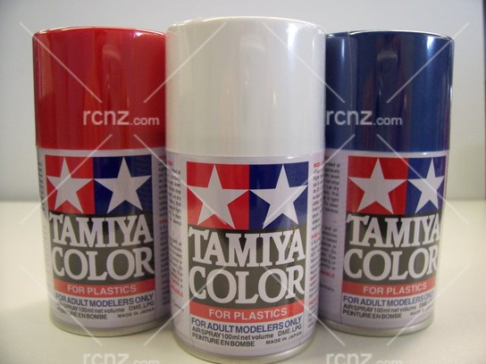 Tamiya - Spray Paint for Plastic 100ml image