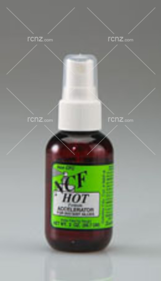 Hot Stuff - NCF Spray Pump Accelerator image