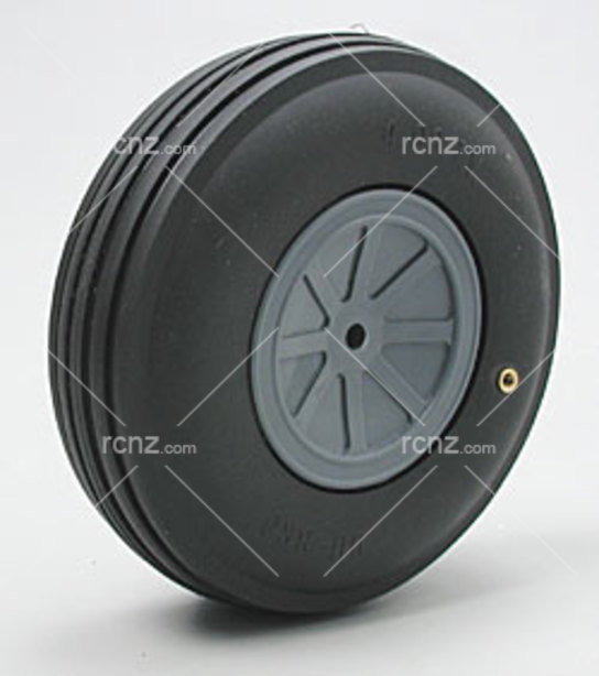 "Dubro - 4"" Dia/Large Scale Threaded Wheel image"