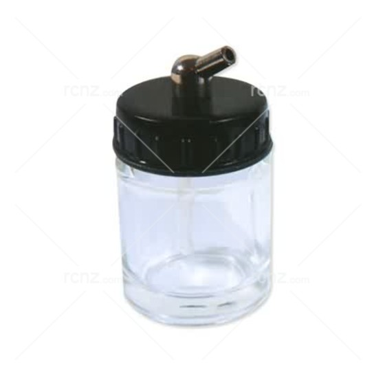 Fengda - Suction Top Glass Jar-22CC Right Angle image