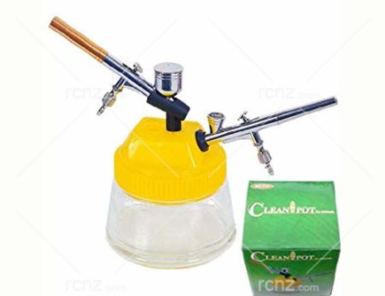 Fengda - Airbrush Cleaning Pot With Lid image