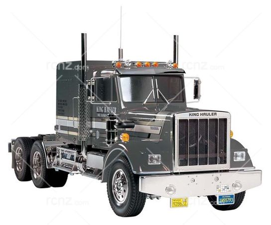 Tamiya - 1/14 King Hauler Black Edition R/C Truck Kit image