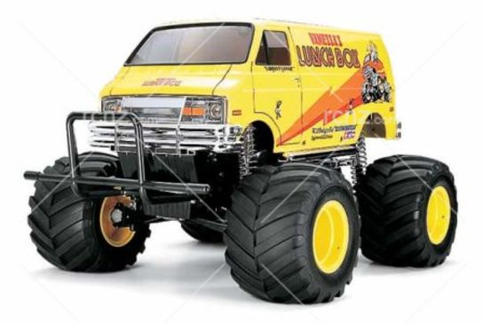 Tamiya - 1/12 Lunchbox '05 Kit image