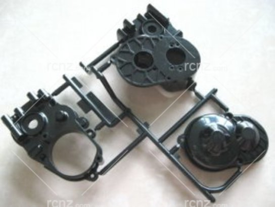 Tamiya - DT-02 Plastic A Parts image