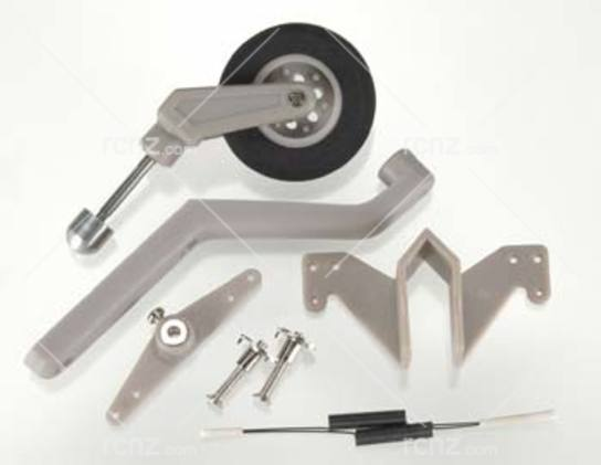 Dubro - Semi-Scale Tail Wheel System 90-120 image